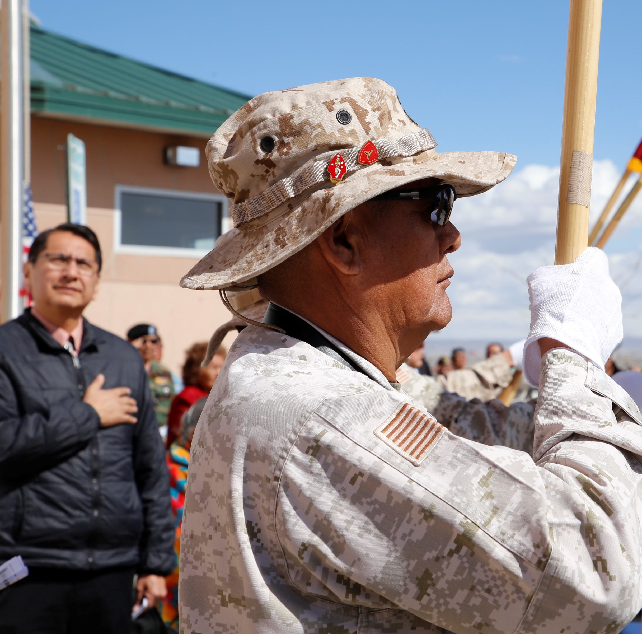 Event welcomes home Vietnam War veterans