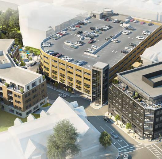 Massive $133M Birmingham project adds parking, housing, retail, extends Bates Street