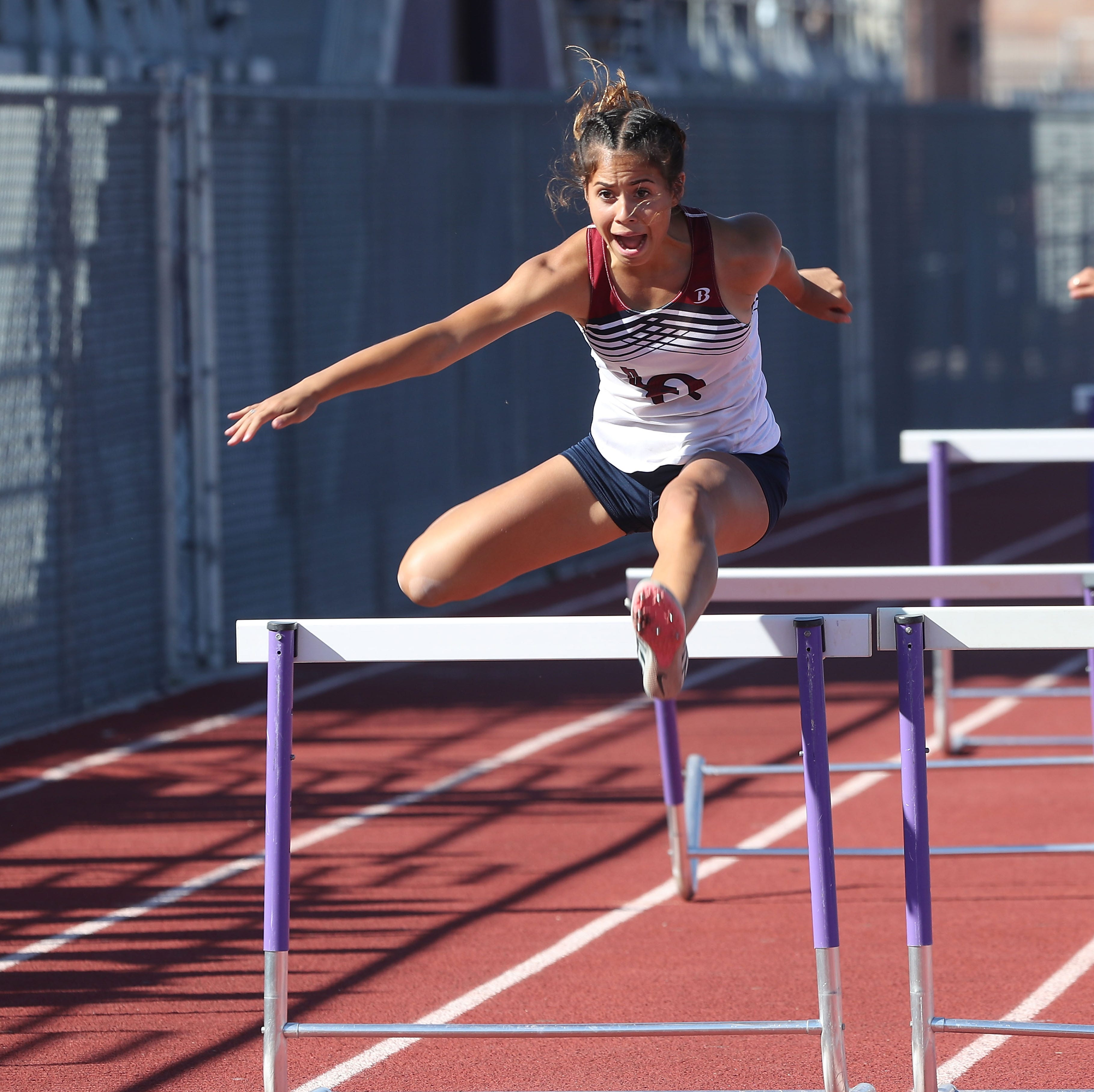 La Quinta girls' track, DVL athletes lauded for 'student' side of being a student-athlete