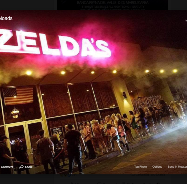 Zelda's Nightclub in Palm Springs announces its permanent closure