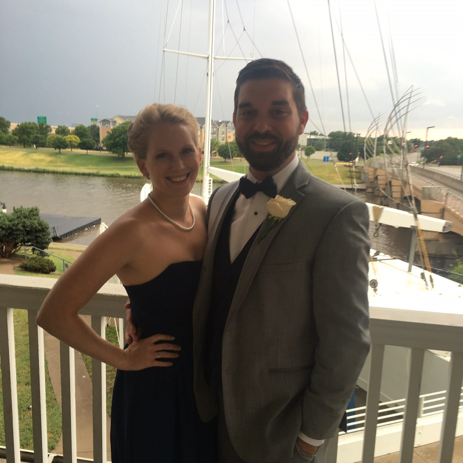 Woman's wedding plans saved with help from Pensacola ferry operator