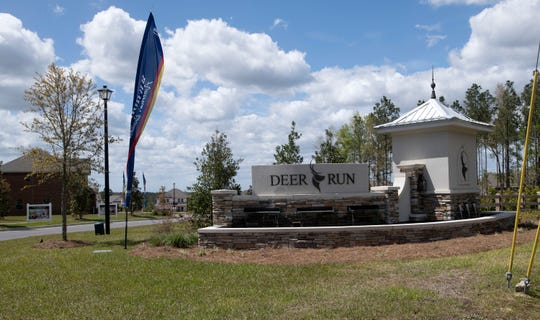 Homebuilder D.R. Horton has signed a consent order with the Northwest Florida Water Management District to fix stormwater violations at the Preserve at Deer Run subdivision development in Beulah