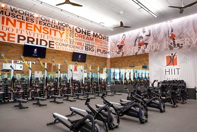 LA Fitness' Signature Club in Gilbert is offering high-intensity interval training classes. HIIT by LAF is only offered at one other LA FItness location in Arizona.