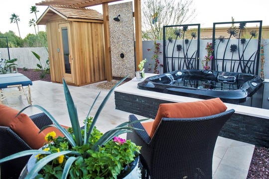 Creating a space that provides peace, wellness and relaxation should be a critical part of every backyard today.