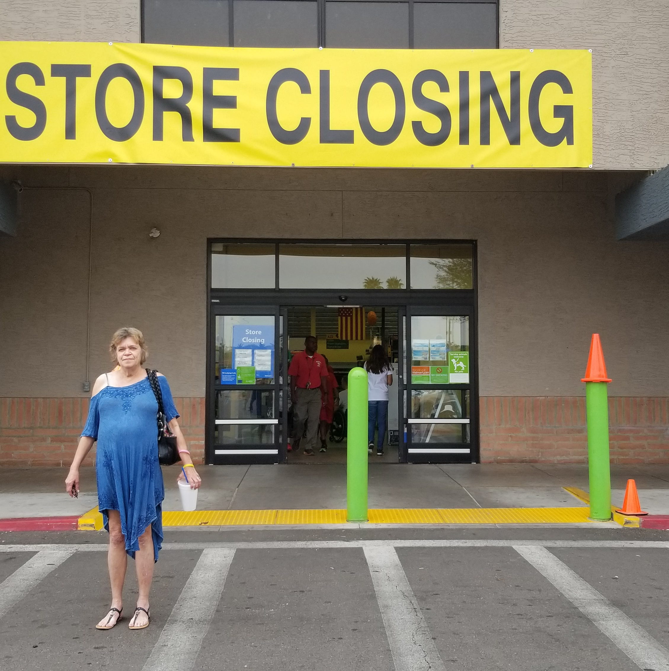 Walmart Neighborhood Market closing in Chandler, and some nearby residents and merchants aren't happy about it