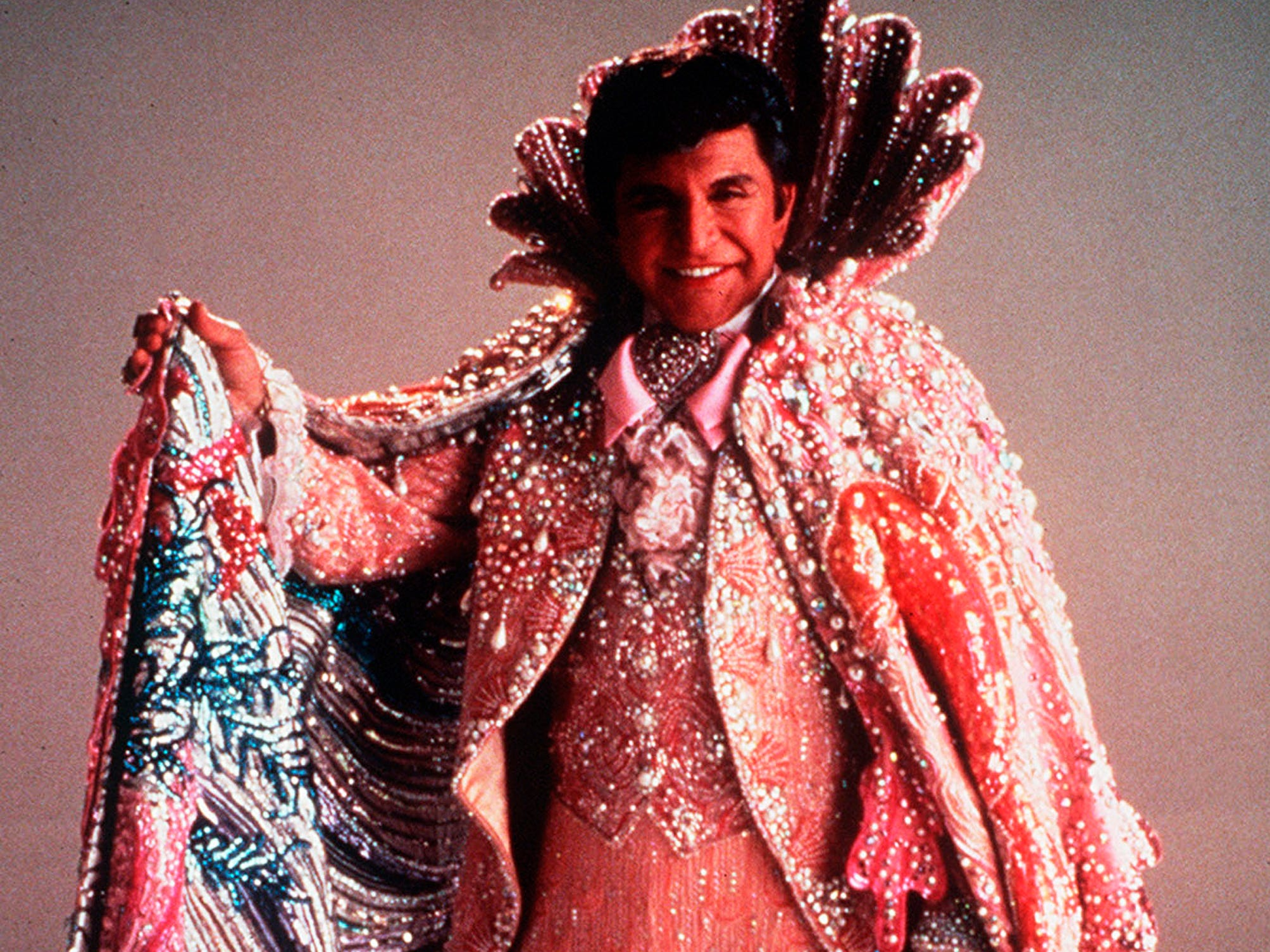 Liberace: He performed in Vegas for decades, beginning in 1944.