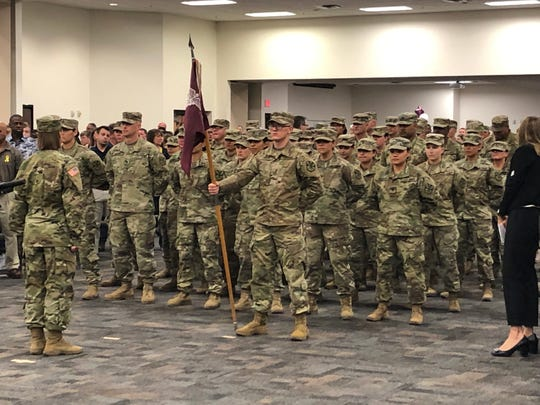 The 996th Medical Company Area Support, Arizona National Guard.