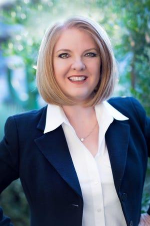 State Sen. Heather Carter, R-Cave Creek.