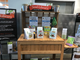 The Seed Library display at Phoenix's Desert Sage Library in March 2019. The display at every location is different. Desert Sage's display features a guide to the Seed Library translated in Spanish.