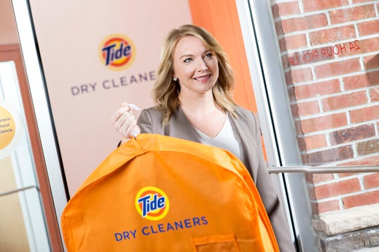 Tide Cleaners will host a donation drive for Dress for Success April 14-30.