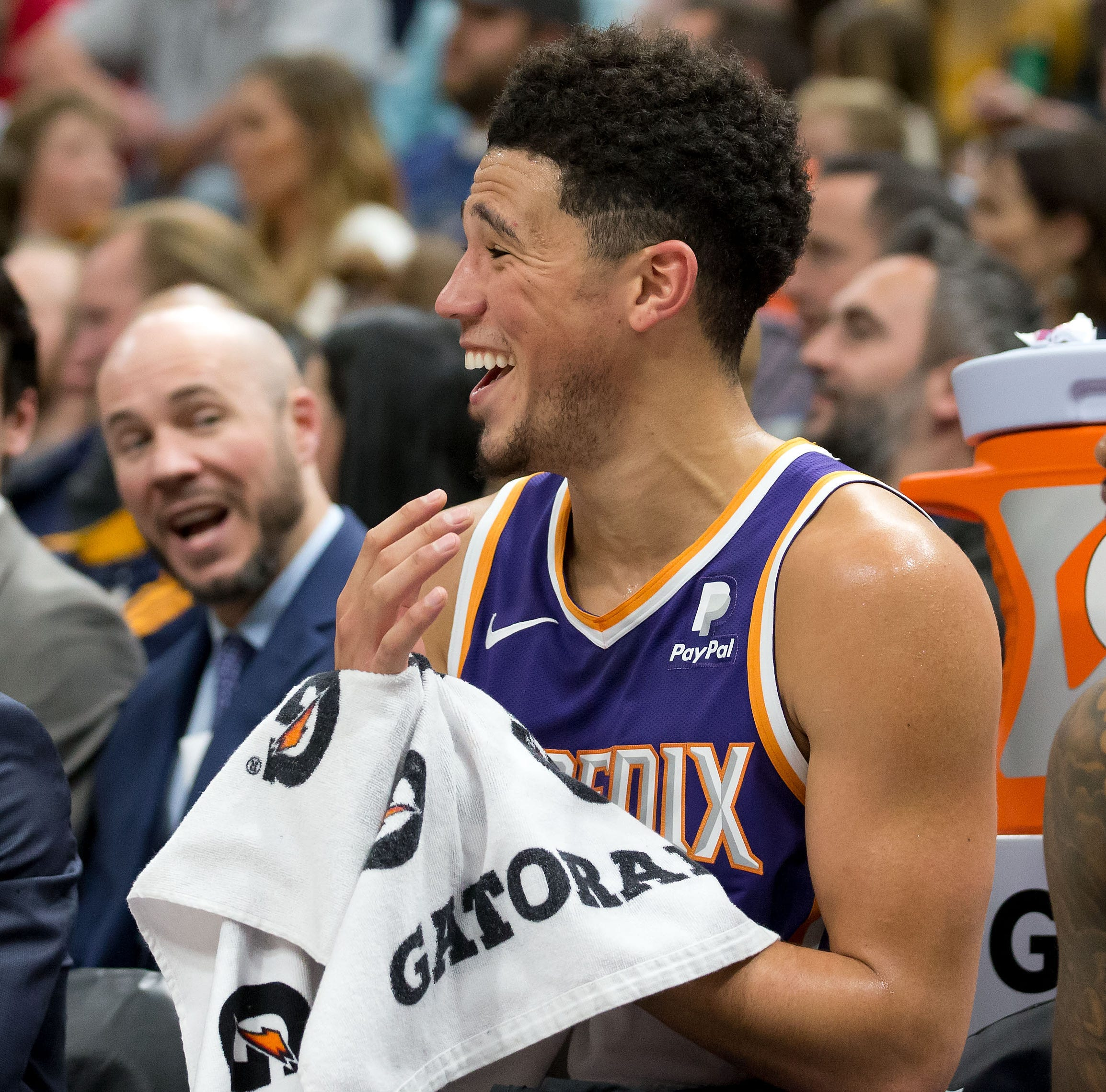 Devin Booker slammed by NBA pundits after historic scoring performances with Phoenix Suns