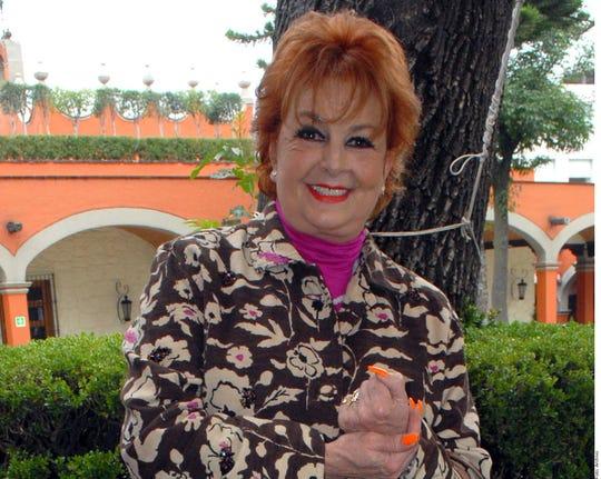 La comunicóloga Talina Fernández (foto) fue la primera en dar a conocer la muerte del candidato presidencial priista en el programa 24 Horas.