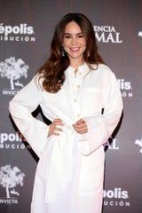 Camila evita hablar de su vida personal, y prefiere centrarse en comentar de su carrera.