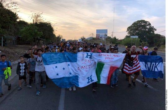 El flujo migratorio desde Centroamérica hacia el norte, que nunca se detuvo, ha cobrado fuerza.