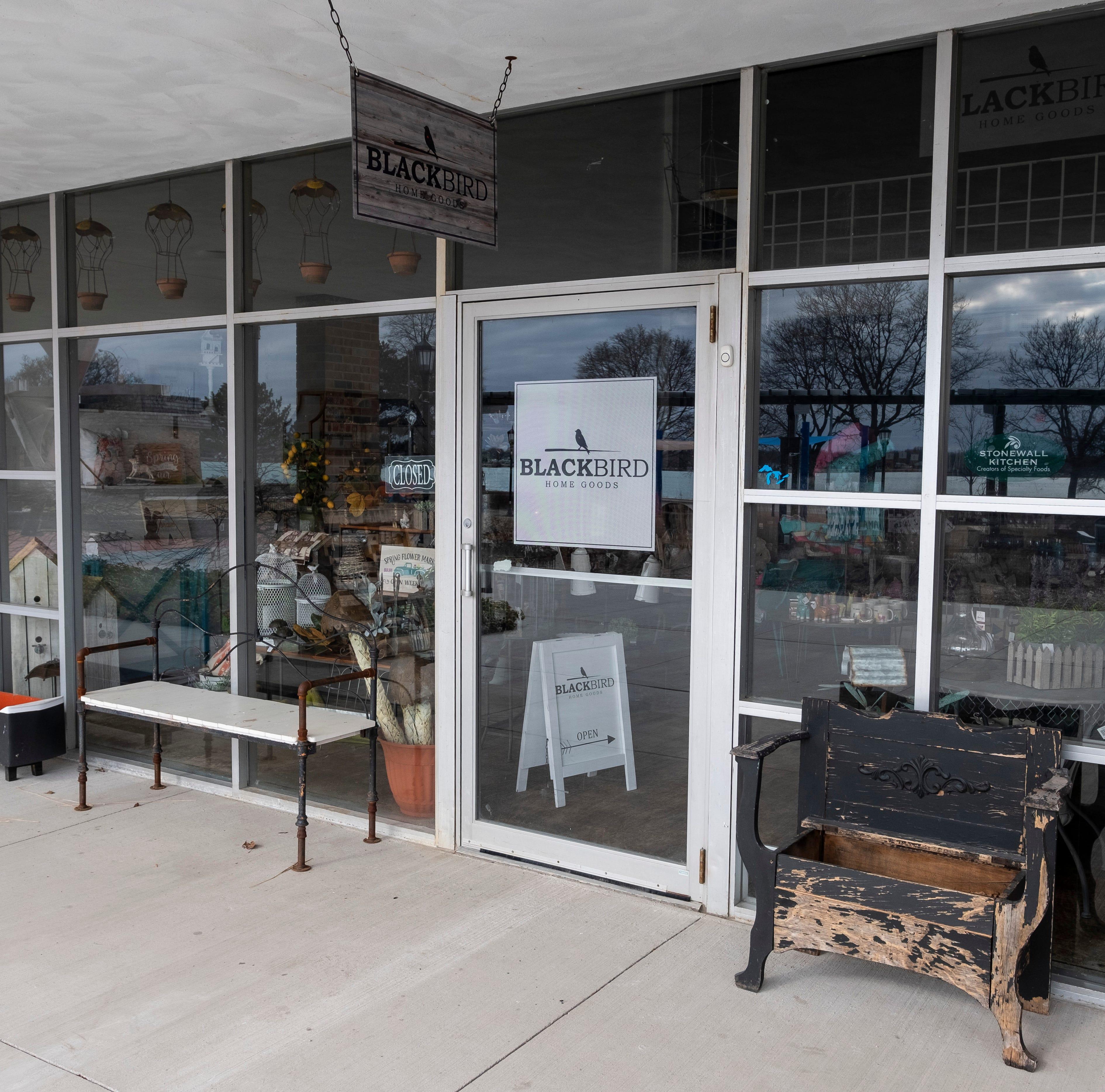 Blackbird Home Goods expands into new St. Clair plaza spot