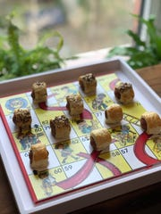 """Pigs in a Blanket is one of celebrity caterer Mary Giuliani's favorite recipes and the inspiration for her new book, """"Tiny Hot Dogs: A Memoir in Small Bites."""""""