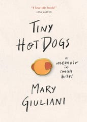 "Celebrity caterer Mary Giuliani has written a new book, ""Tiny Hot Dogs: A Memoir in Small Bites."""