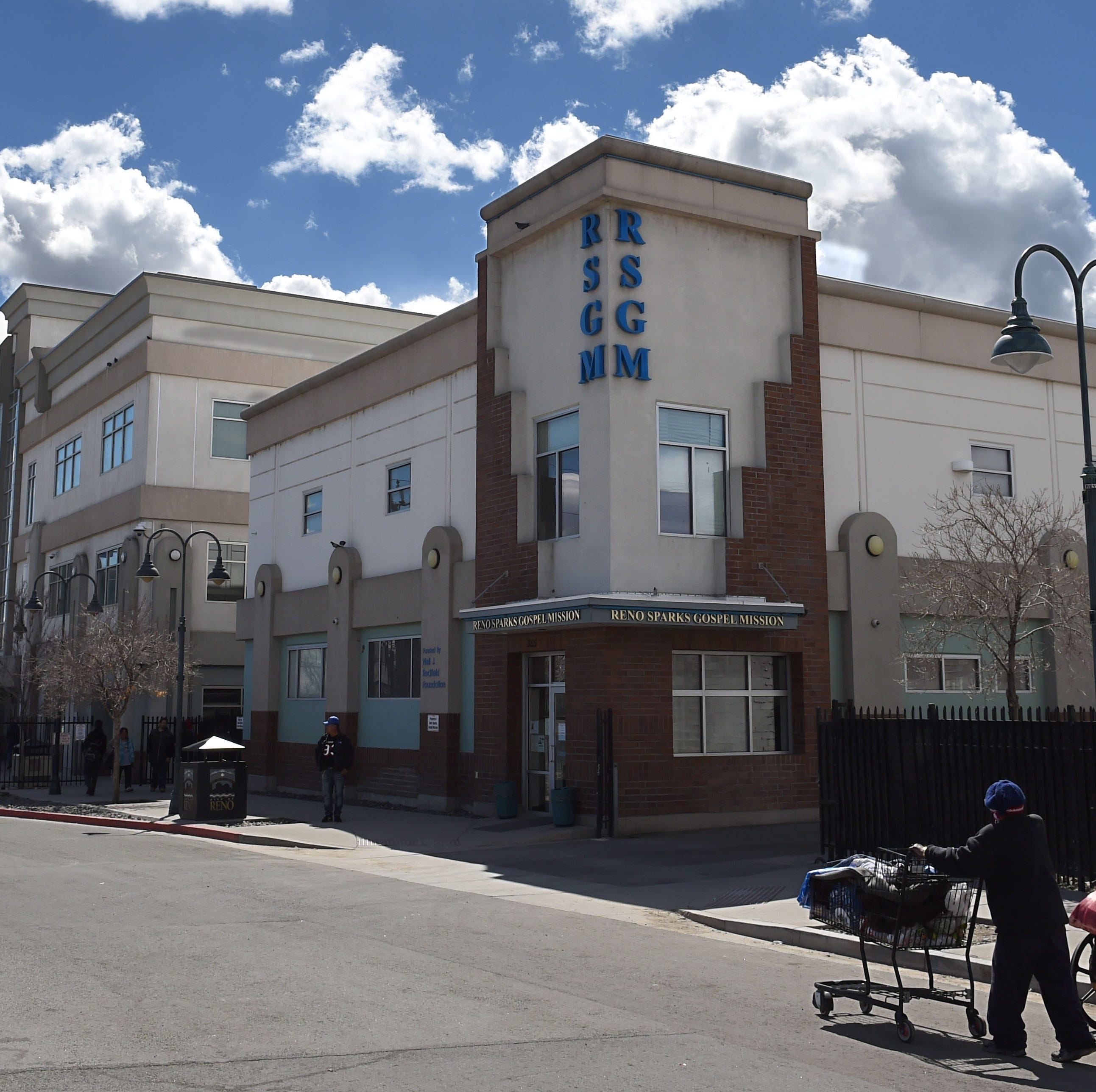 Man dies on Reno homeless shelter roof, goes undiscovered for days