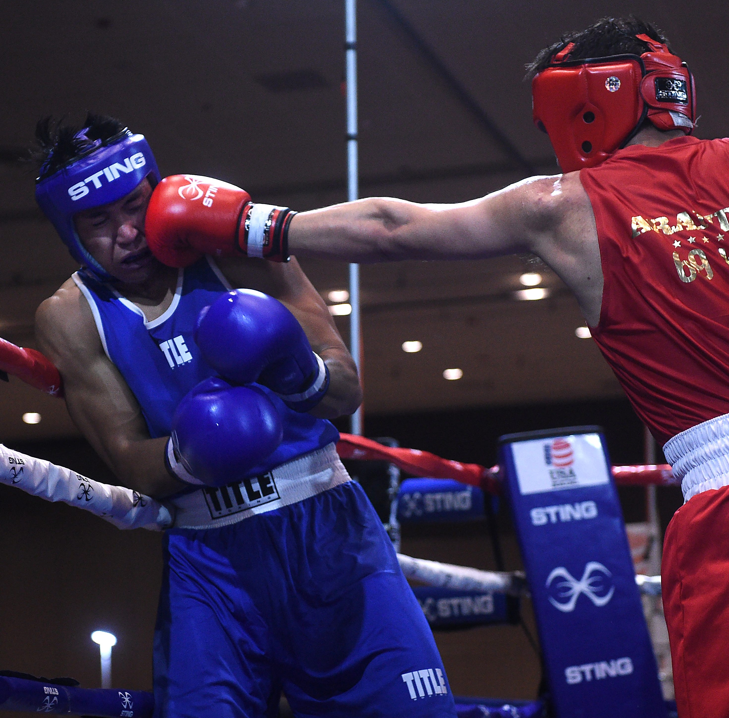 Mariano falls short in Olympic Trials boxing qualifier