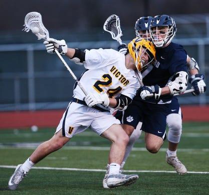 Section V scores for Thursday, March 28: Lacrosse ...