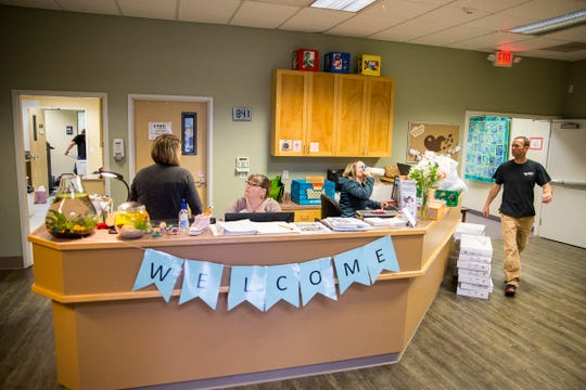 Despite the postponement of Family Building Blocks' annual diaper drive, the organization is still accepting donations.