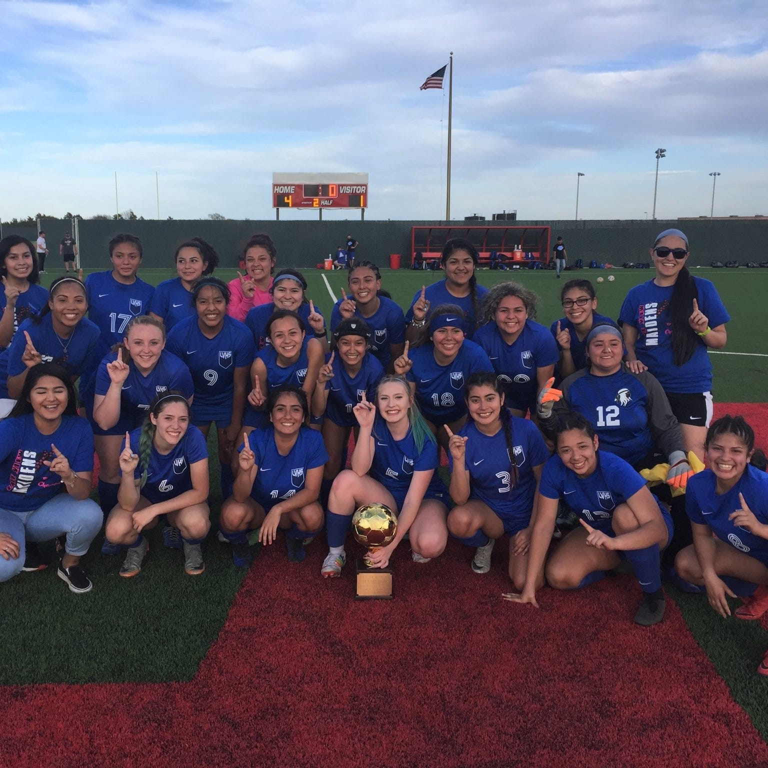 SOCCER PLAYOFFS: San Angelo Lake View girls, boys win bidistrict titles