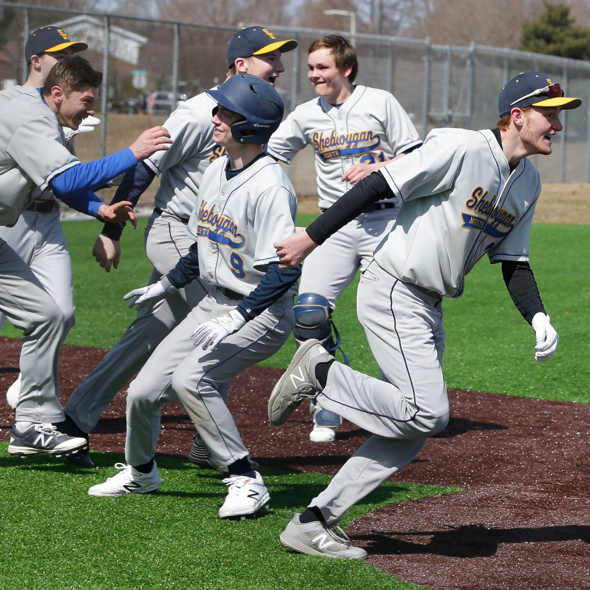 Sheboygan North goes from being no-hit to 9-run, walk-off win team will 'remember forever'