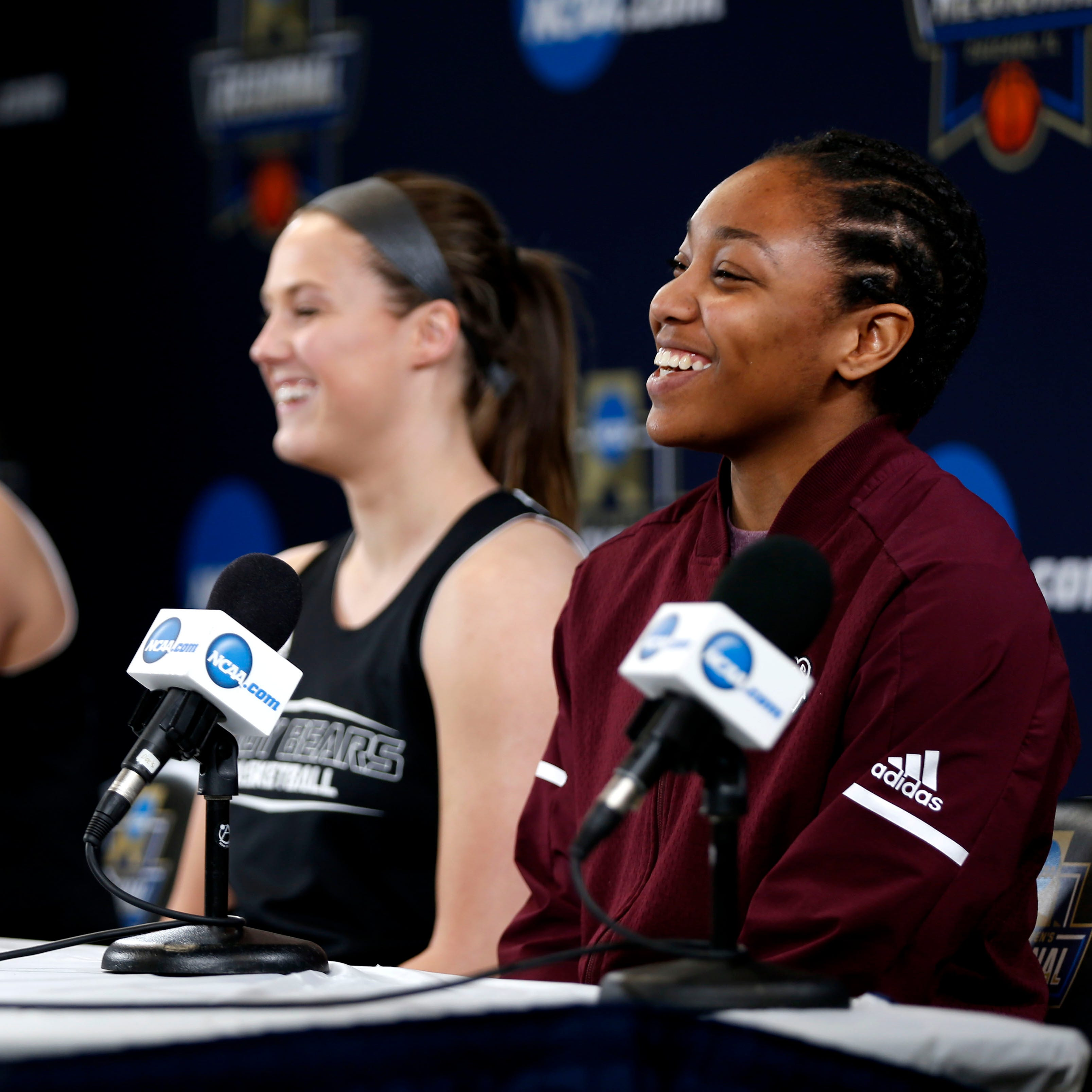 The MSU Lady Bears are this year's Cinderella story, but they don't feel like underdogs