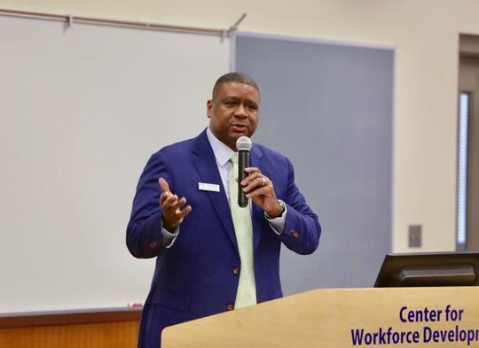 Sean Pittman, Founder and CEO of the Big Bend Minority Chamber of Commerce