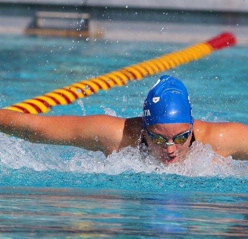 A new wave of high school swimming stars hits Ventura County pools