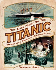 """""""The Last Night On The Titantic"""" was written by Wausau native Veronica Hinke."""