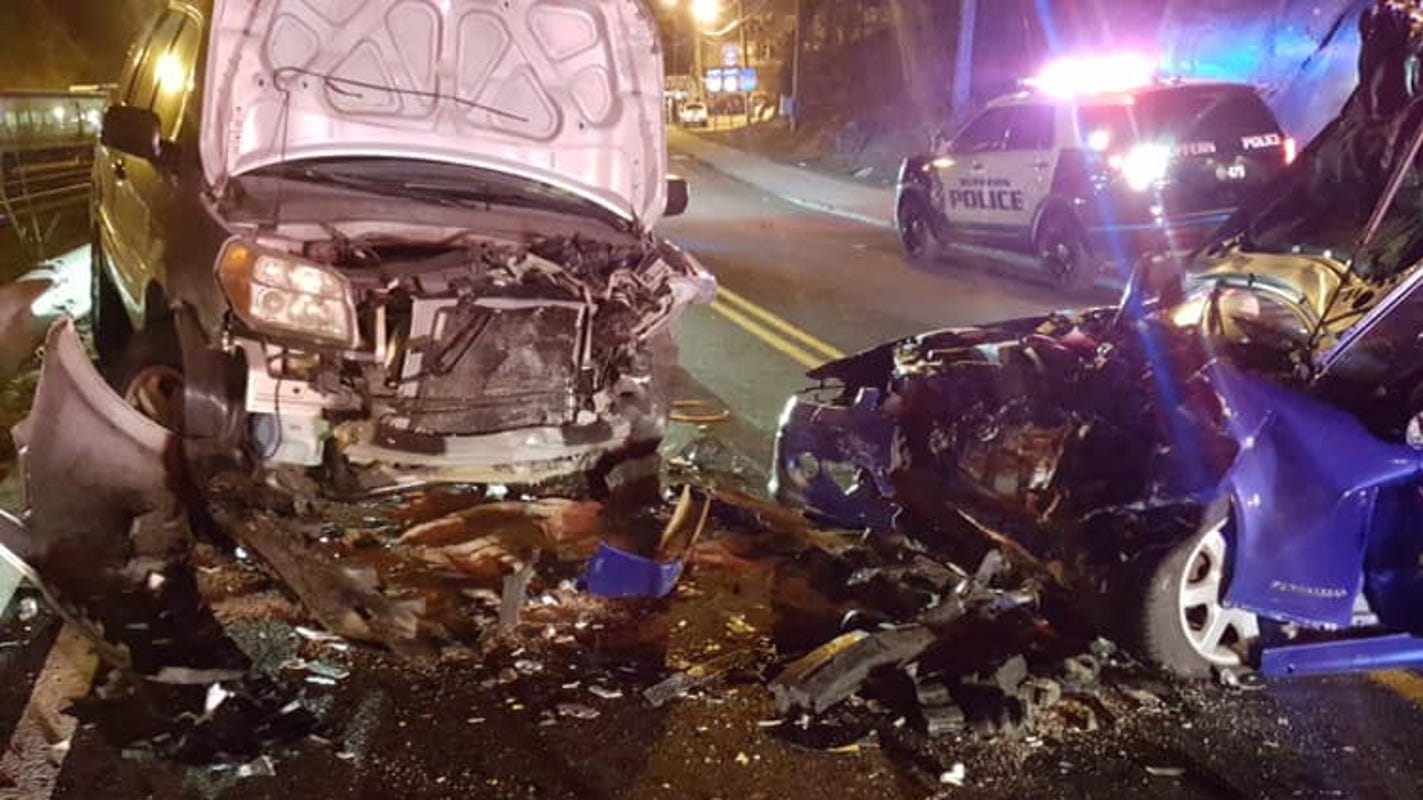 Drivers injured in head-on Suffern crash caused by medical issue: Cops