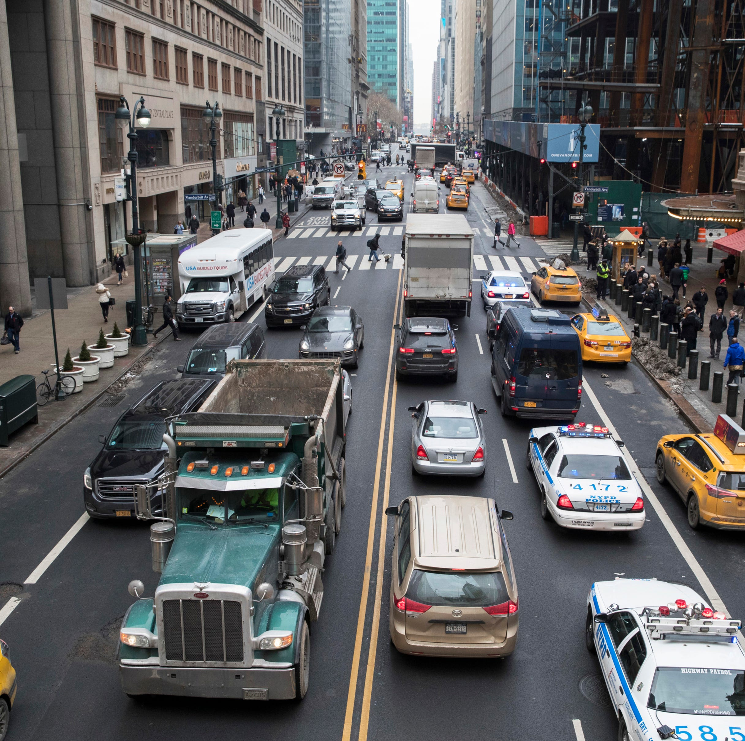 Congestion pricing in New York: What you need to know about the new Manhattan tolls