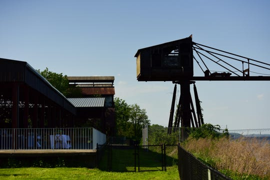 There's a great summer crafts fair at Hutton Brickyards in Kingston.