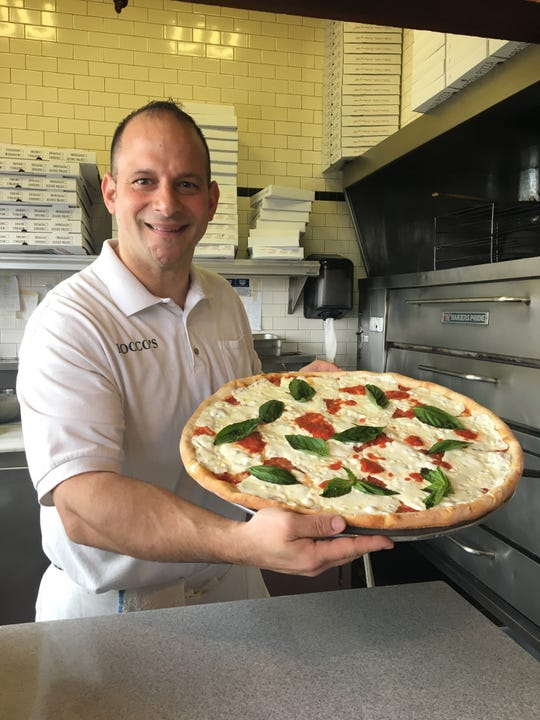 Vinny Rosano, the owner of Rocco's Family Restaurant in New City.