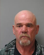 Sixty-year-old John W. Barnhard of Dagsboro was charged with first-degree assault, five counts of possession of a firearm during the commission of a felony, possession of a firearm or ammunition by a person prohibited, and four counts of reckless endangerment.