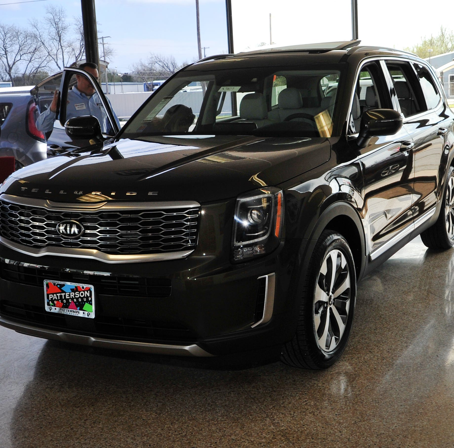 With only 40,000 produced, new Kia Telluride vehicle causes buzz in North Texas