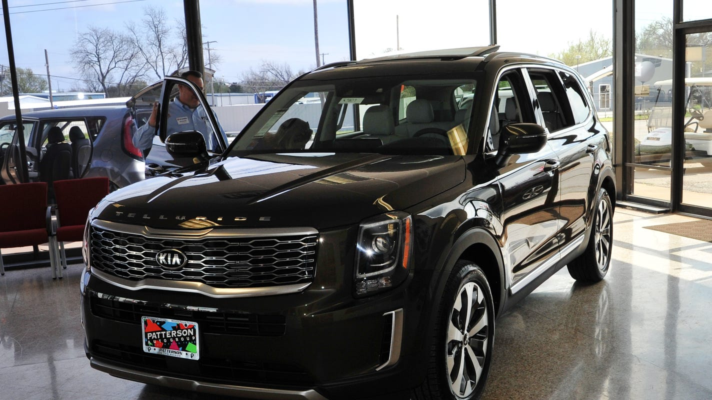 New Kia Telluride Vehicle Causes Buzz In North Texas