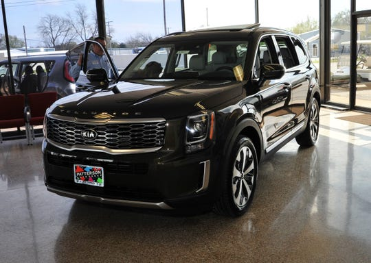 Patterson Kia sales manager, Chris Cunningham said Patterson Kia will be hosting a Ride and Drive event for unveiling the new 2020 Kia Telluride Saturday, March 29, from 9 A.M. to 11 A.M at their dealership located at 2910 Old Jacksboro Hwy.