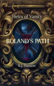 "Lt. Randy Hanson of the Bowie Police Department penned ""Roland's Path,"" an epic fantasy story that published this month."
