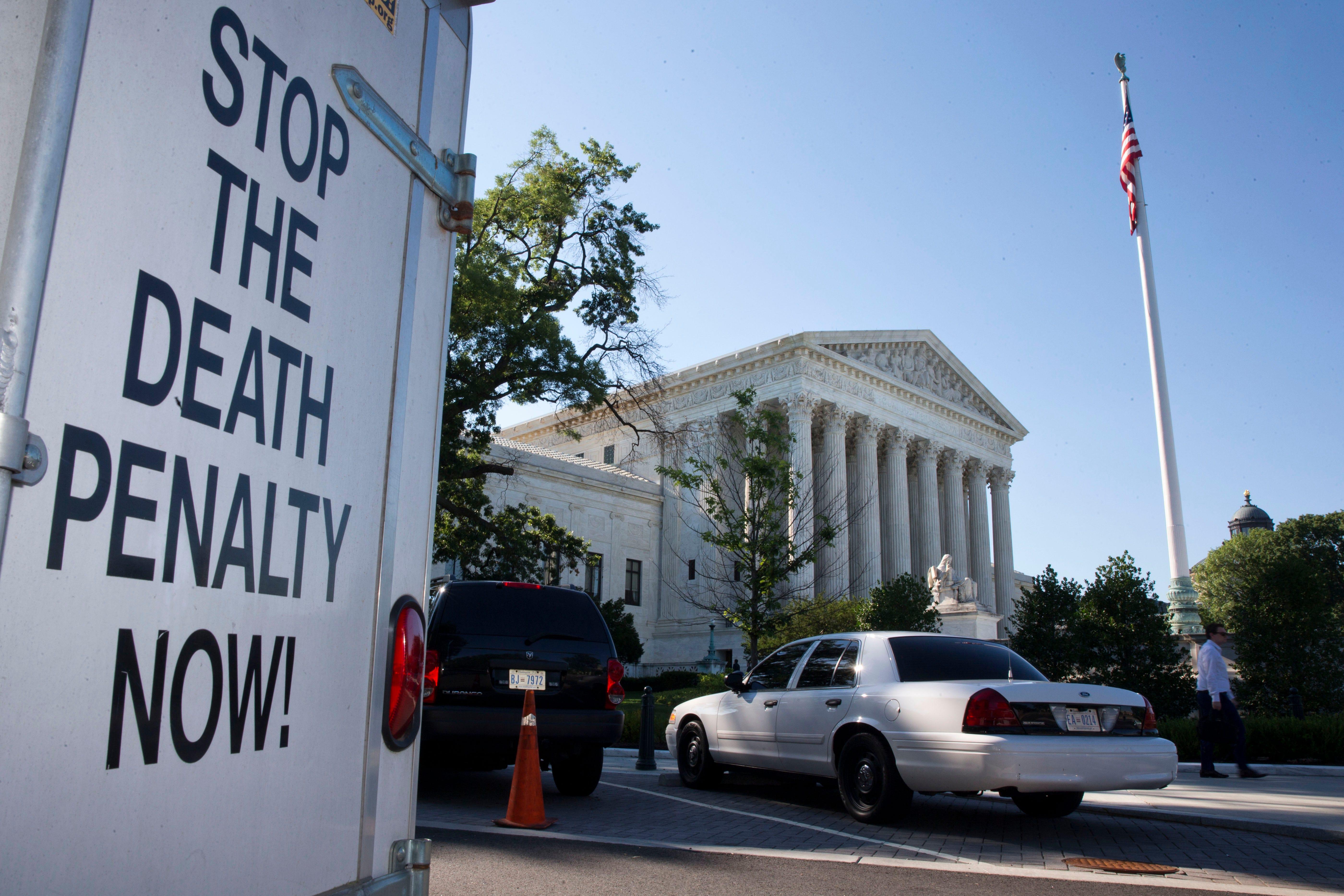 Supreme Court blocks execution of Texas prisoner who was denied presence of Buddhist spiritual advisor
