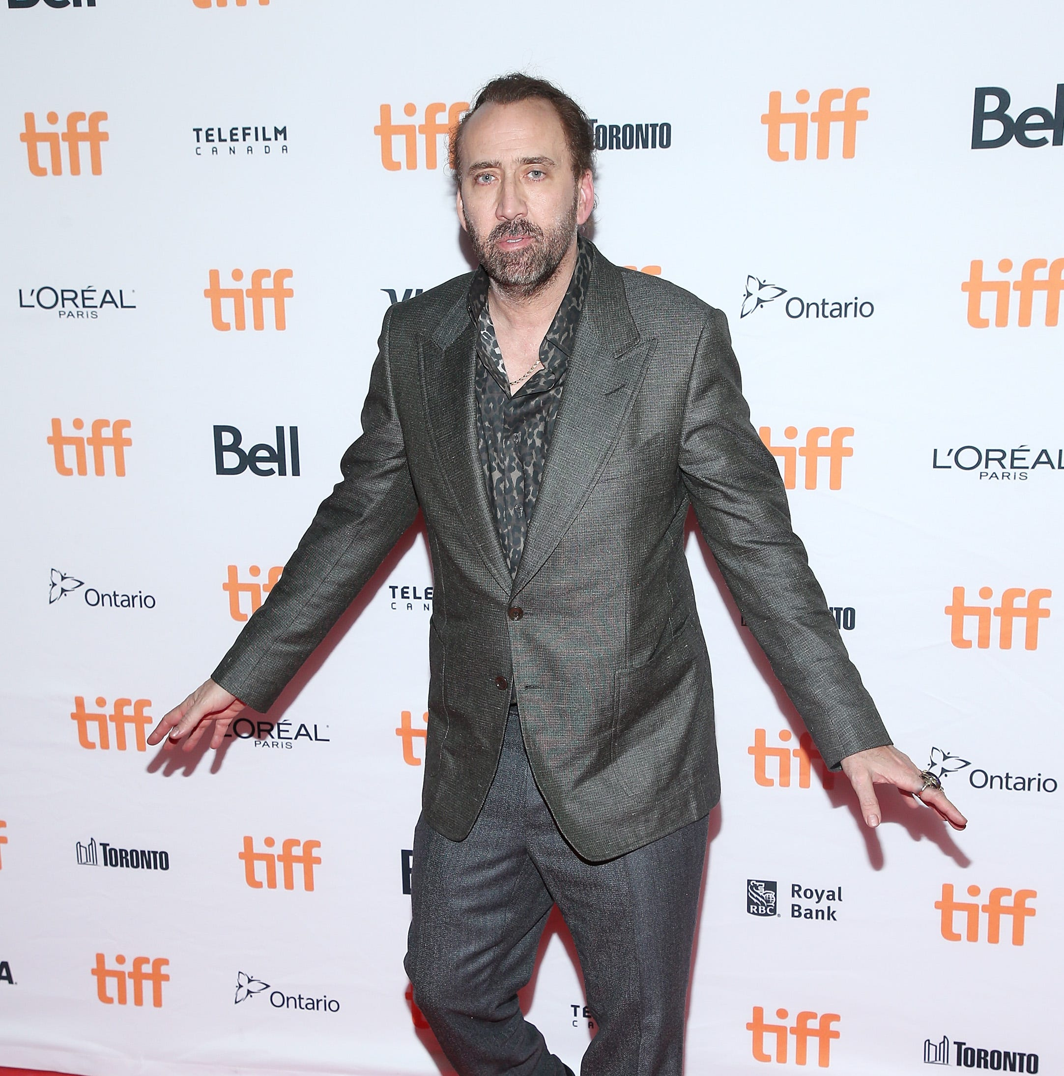 Nicolas Cage files for annulment 4 days after surprise marriage, reports say