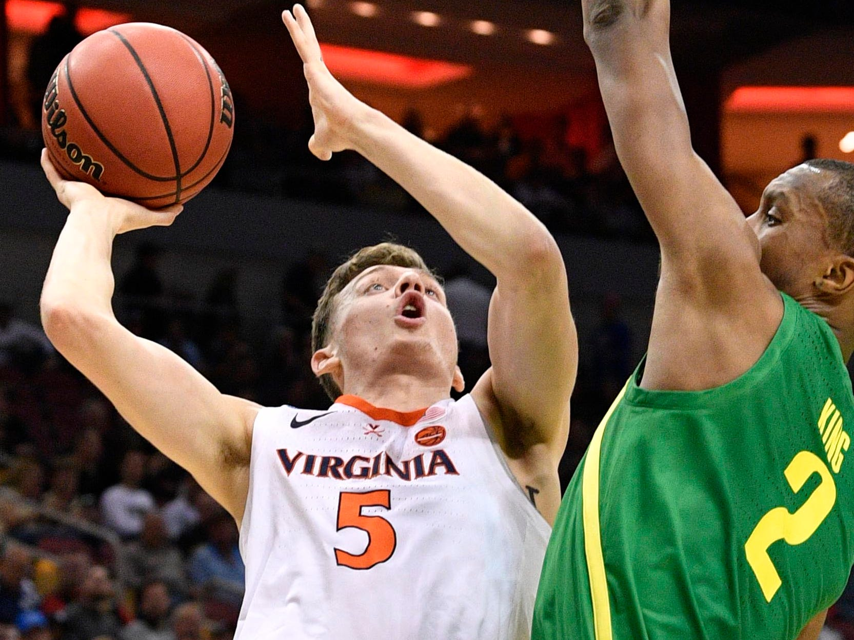 Virginia guard Kyle Guy needs to pull out of his slump for the Cavs to reach the Final Four.