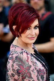"""Sharon Osbourne attends the first day of auditions for """"The X Factor"""" on June 20, 2017 in Liverpool, England."""