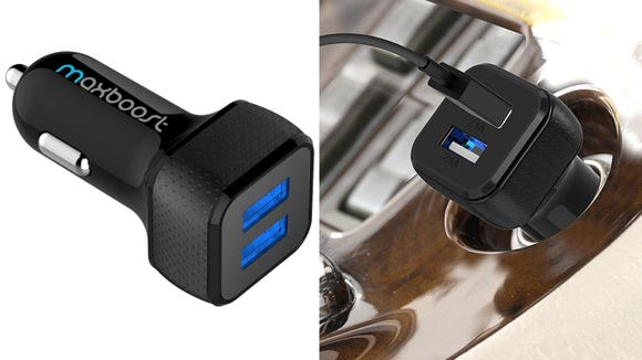 Keep you devices charged on the road at a great price.