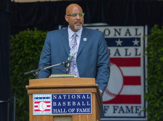 MLBPA director Tony Clark responds to MLB's arbitration belt.