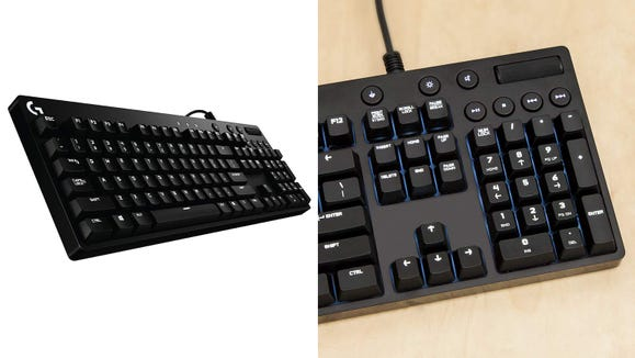 Mechanical keyboards just sound and feel more satisfying.