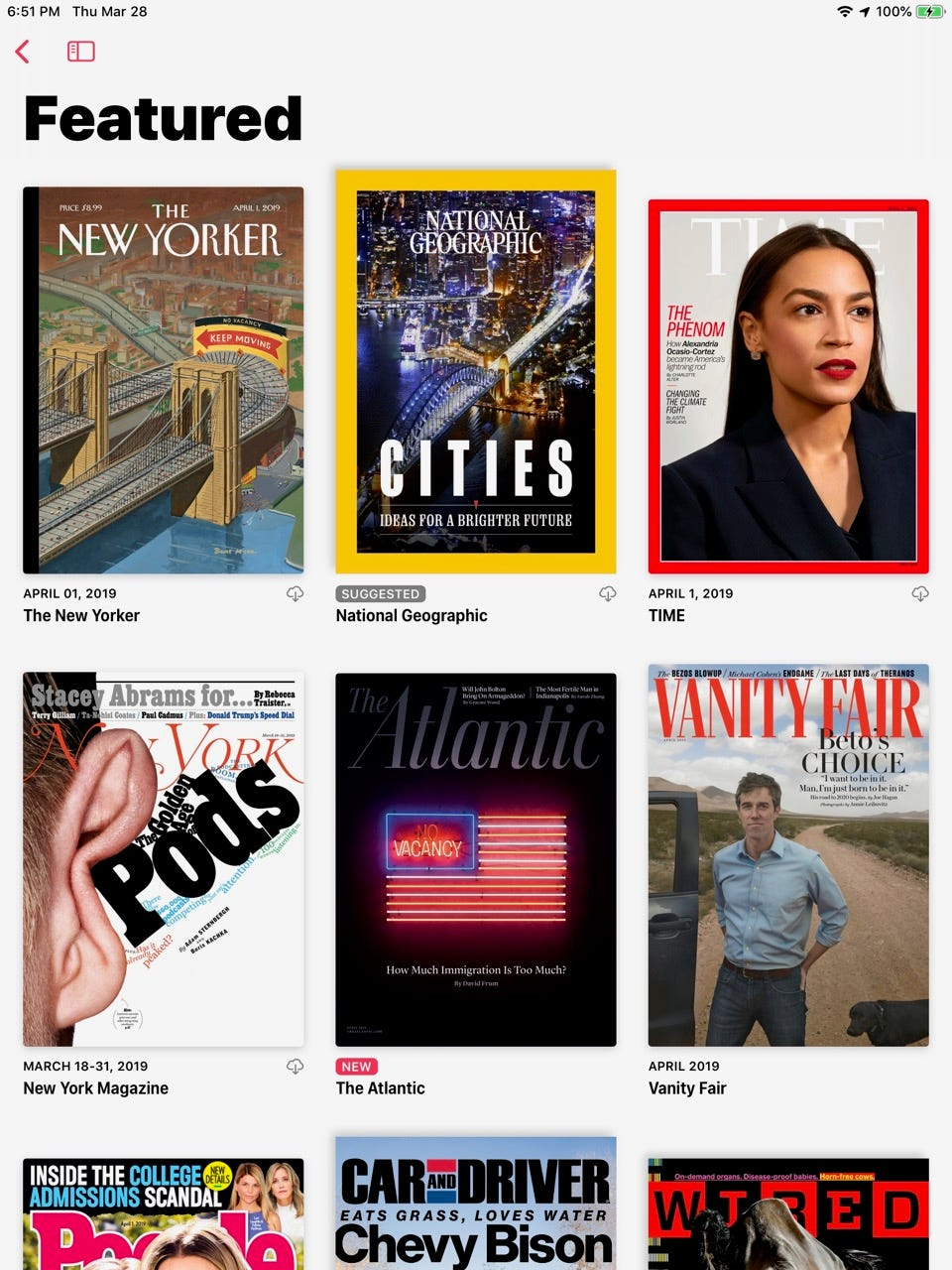 Apple News+: Are 300 magazines worth $9.99 a month?