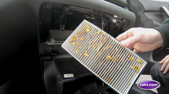 Like something as basic as breathing, it's one of those car functions that you just never think much about — as long as it's working. We're talking about your cabin air filter.