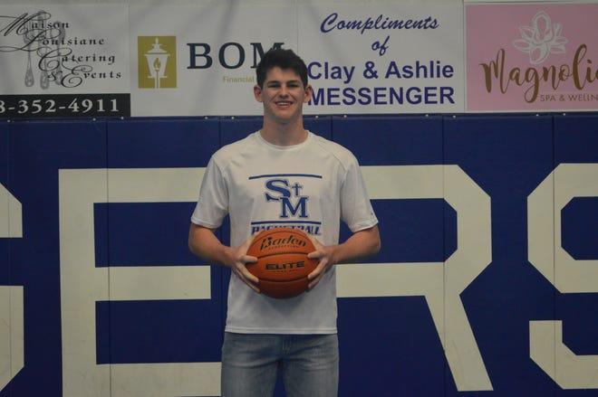 St. Mary's Thomas Howell earned 2019 All-Cenla MVP honors and is off to another great season.